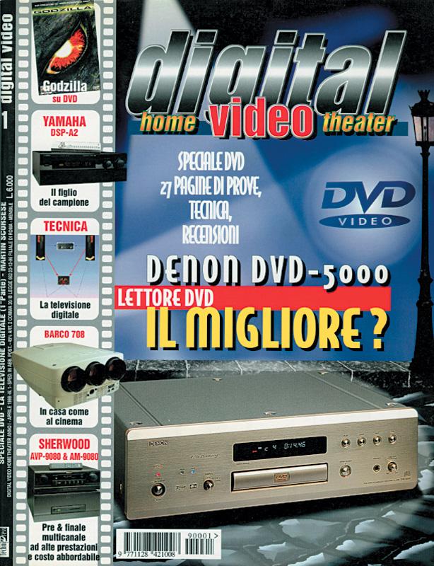 copertina Digital Video 1