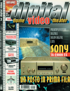 Copertina Digital Video 3