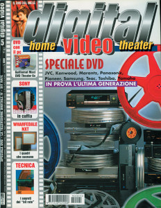 Copertina Digital Video 5