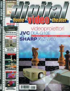 Copertina Digital Video 6