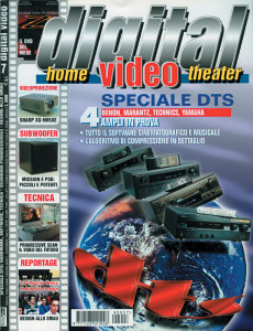 Copertina Digital Video 7