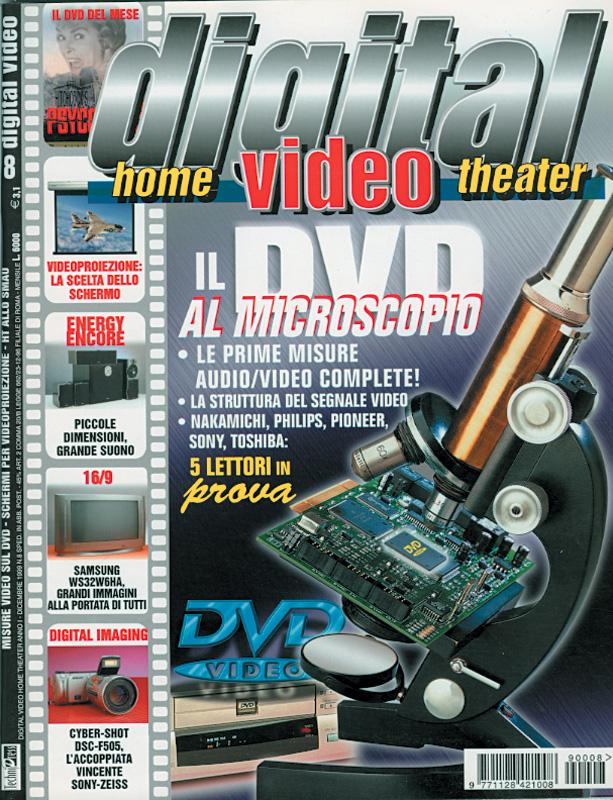 Copertina Digital Video 8