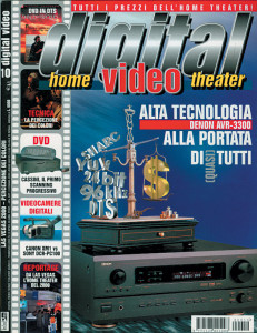 Copertina Digital Video 10