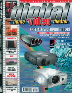 Copertina Digital Video 11