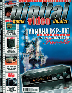 Copertina Digital Video 12