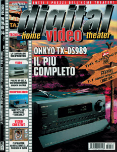 Copertina Digital Video 14