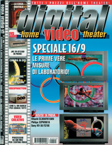 Copertina Digital Video 15