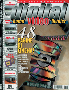 Copertina Digital Video 17