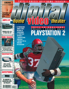 Copertina Digital Video 20