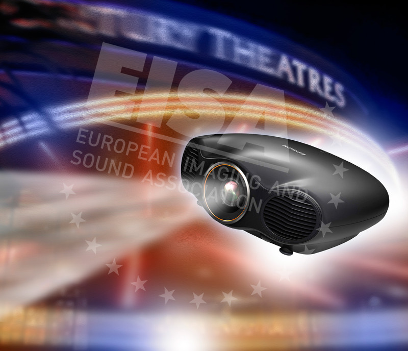 Epson EH-LS10000 - European Home Theatre Projector 2015-2016