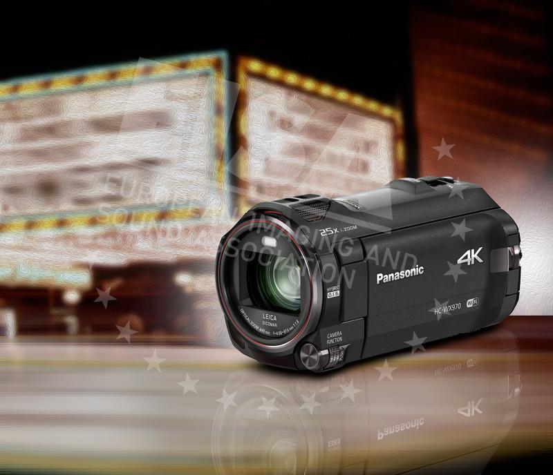 Panasonic HC-WX970 -  European Camcorder 2015-2016