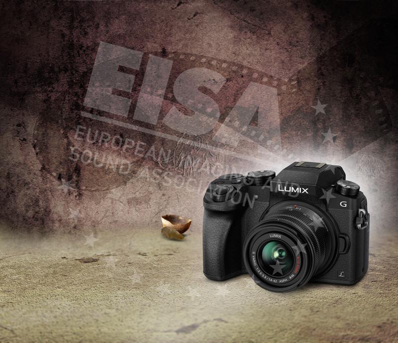 Panasonic LUMIX DMC-G7/G70 - European Photo & Video Camera 2015-2016