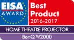 EUROPEAN-HOME-THEATRE-PROJECTOR-2016-2017---BenQ-W2000