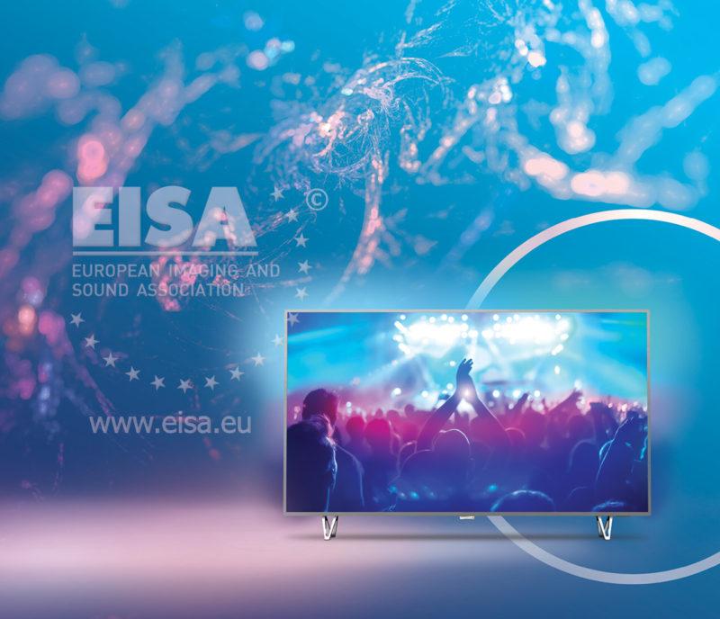 Philips 65PUS7601 - EUROPEAN BEST BUY LARGESCREEN TV 2016-2017