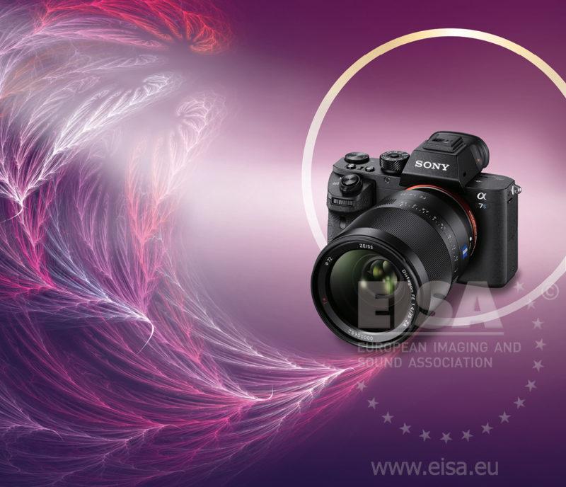 Sony alfa7S II - EUROPEAN PHOTO & VIDEO CAMERA 2016-2017