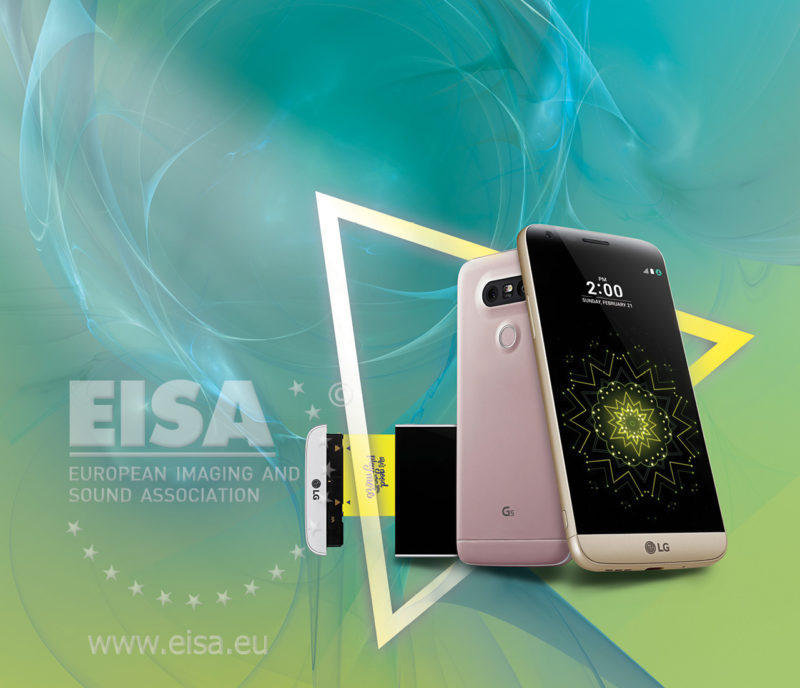 LG G5 - EUROPEAN MOBILE INNOVATION 2016-2017