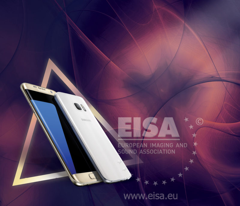 Samsung GALAXY S7 edge - EUROPEAN SMARTPHONE CAMERA 2016-2017