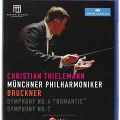 Bruckner – Sinfonie nn. 4 e 7