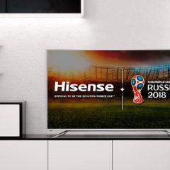 Hisense Premium ULED U9A/U7A TV UHD