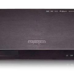 LG UP970, Ultra HD Blu-ray Dolby Vision