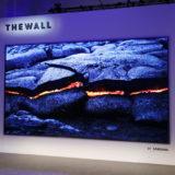 Samsung 4K Micro-LED 146″ e QLED 8K