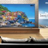 TV 4K Hisense ULED 3.0 HDR