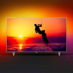 TV Philips 8102 4K FALD UHD Premium Android
