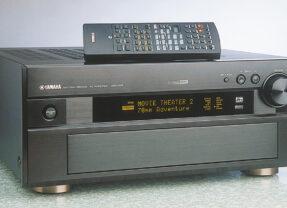 Yamaha DSP-AX-2 (DV 20 gennaio 2001)