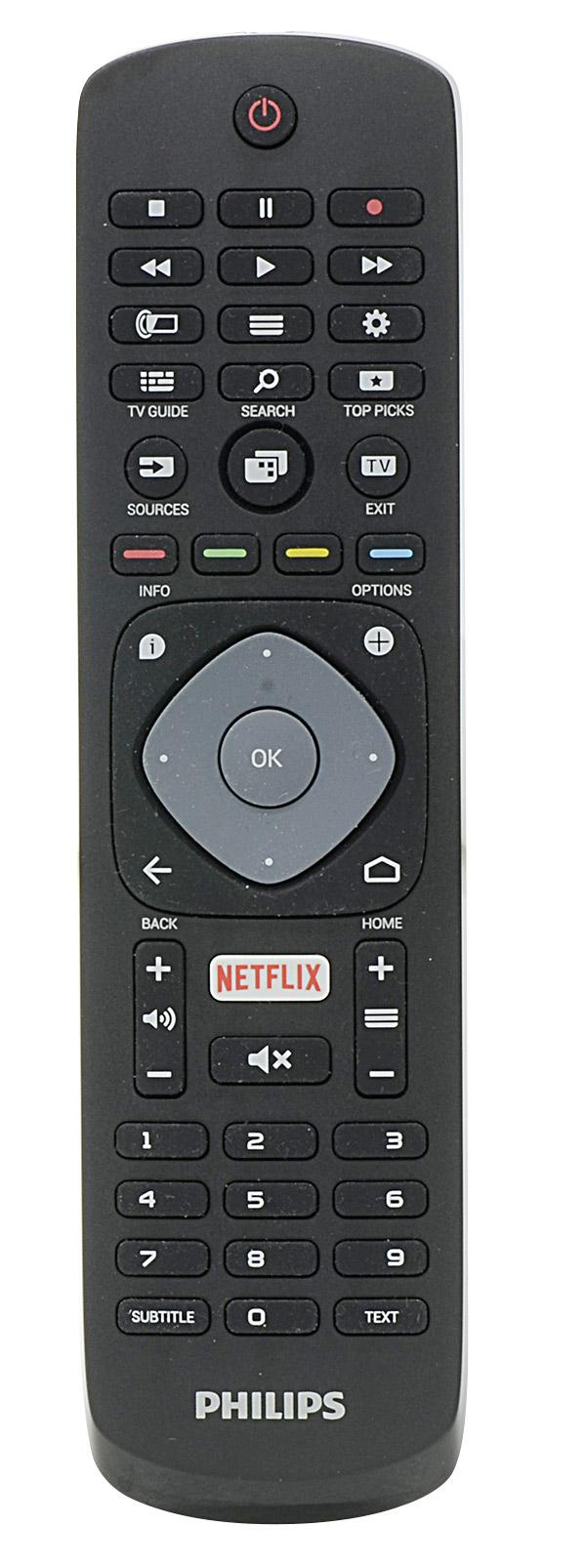 Philips 49put6401 digital video ht for Philips telecomando