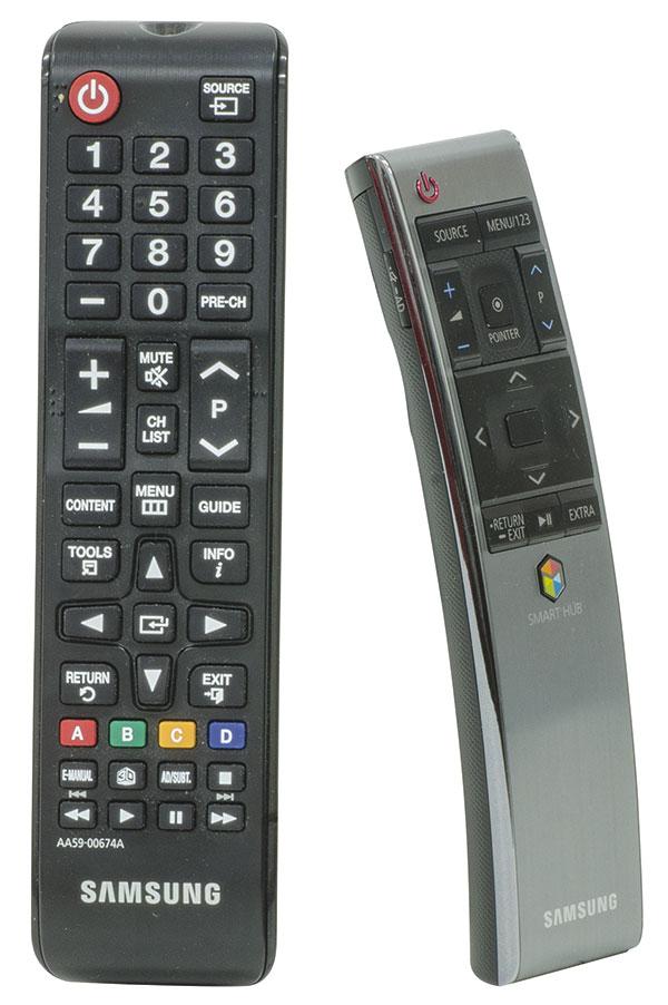 Samsung ue65js9000 digital video ht for Telecomando smart tv