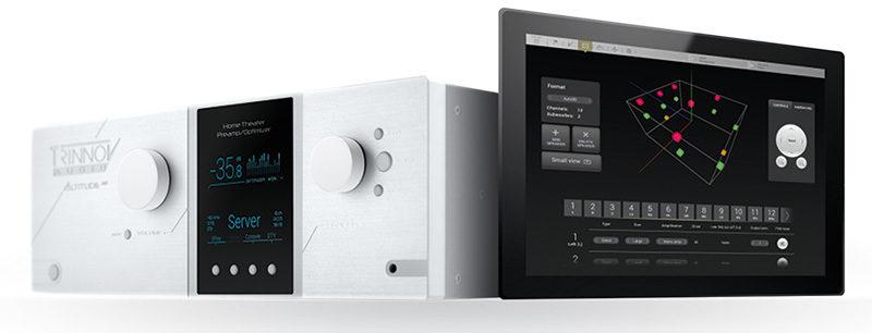 Trinnov-Audio-ALTITUDE-32-e-la-potente-interfaccia-grafica-pilotabile-anche-da-tablet