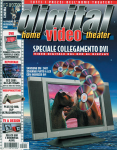 Copertina Digital Video 21