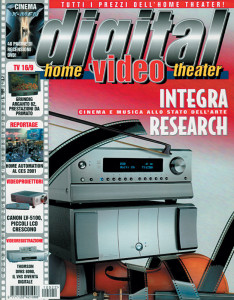 Copertina Digital Video 22
