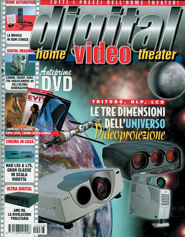 Copertina Digital Video 23
