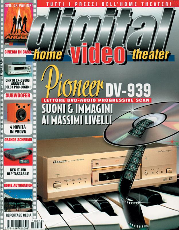 Copertina Digital Video 24