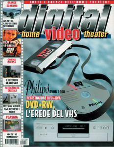 Copertina Digital Video 26