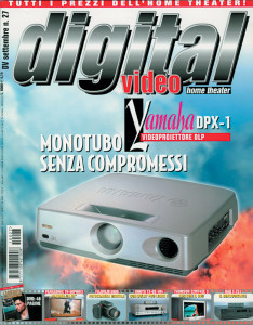 Copertina Digital Video 27