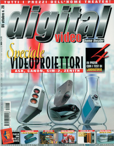 Copertina Digital Video 28