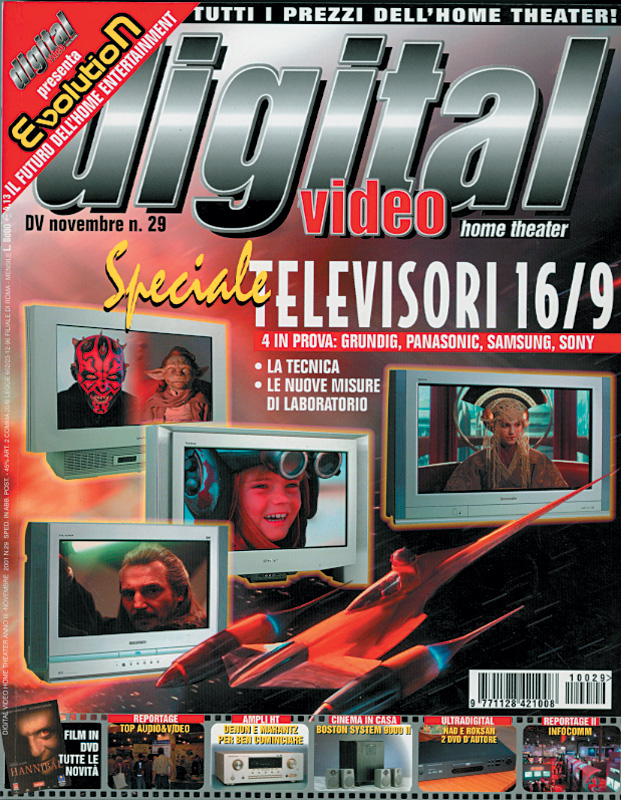 Copertina Digital Video 29