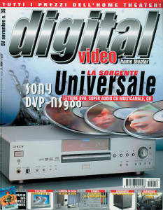 Copertina Digital Video 30