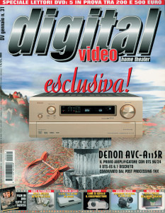 Copertina Digital Video 31