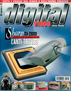 Copertina Digital Video 33