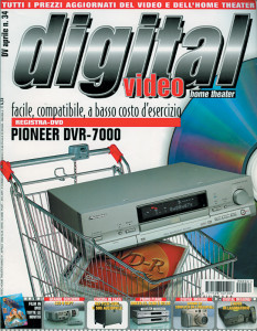 Copertina Digital Video 34
