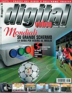 Copertina Digital Video 35