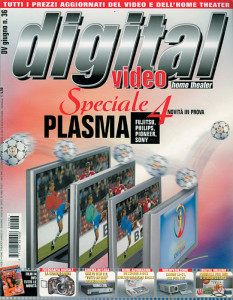 Copertina Digital Video 36