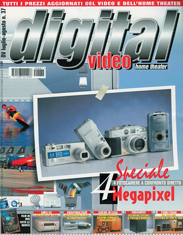 Copertina Digital Video 37