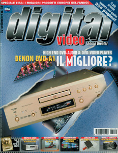 Copertina Digital Video 38