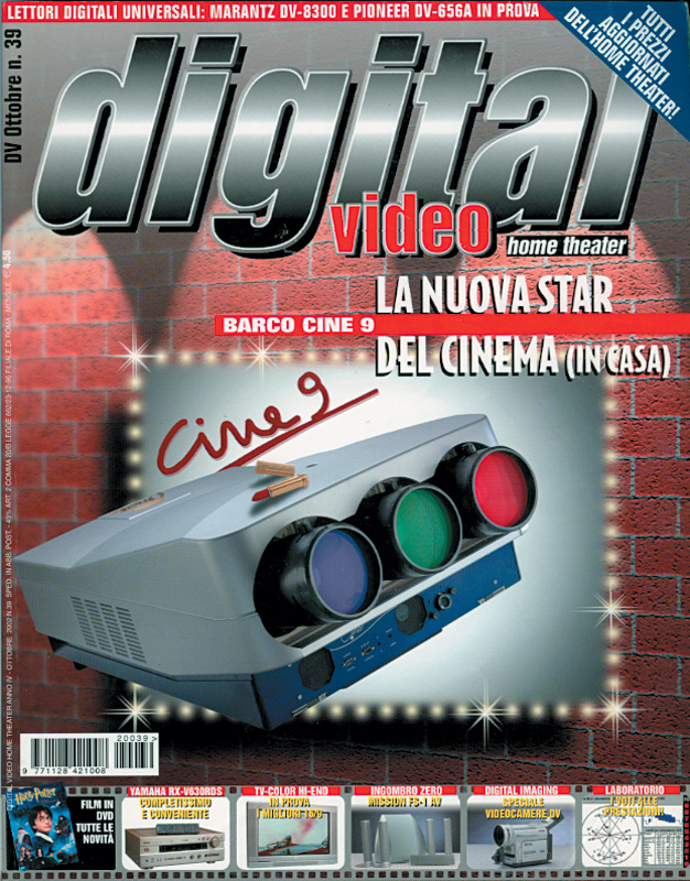 Copertina Digital Video 39