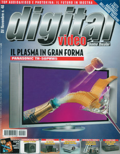 Copertina Digital Video 40