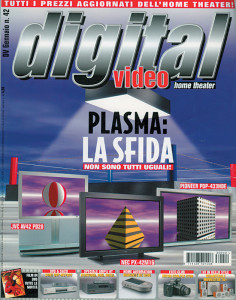 Copertina Digital Video 42